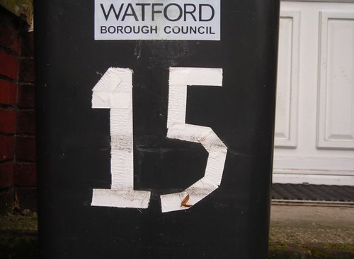 number 15 | by jontintinjordan