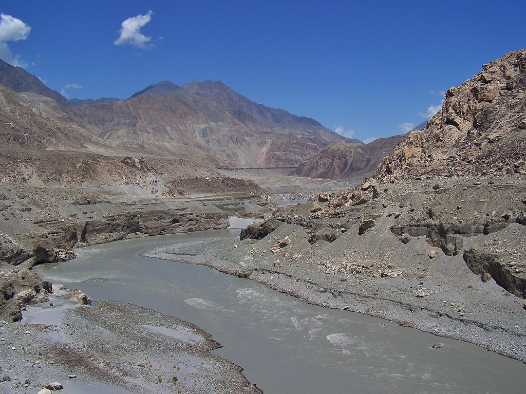 The Indus River at Diamer, Gilgit Agency, stan - July ... on gulf of khambhat on map, yellow river on map, bangladesh on map, jordan river on map, himalayan mountains on map, kashmir on map, great indian desert on map, lena river on map, himalayas on map, persian gulf on map, krishna river on map, eastern ghats on map, deccan plateau on map, ganges river on map, gobi desert on map, japan on map, irrawaddy river on map, yangzte river on map, aral sea on map, indian ocean on map,