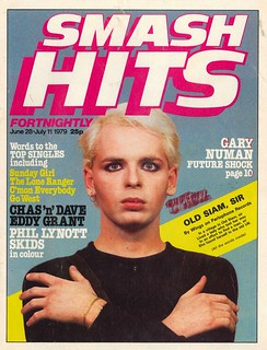 Smash Hits June 28 - July 11, 1979