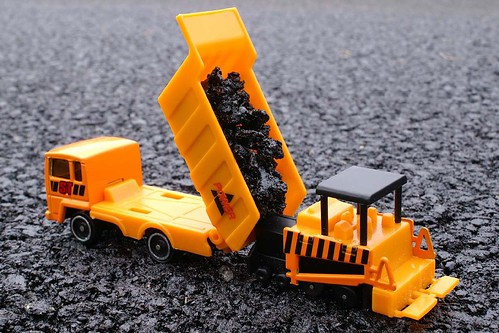Reloading The Asphalt Spreader | by HaarFager (Pro)