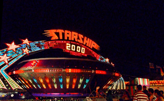Starship 2000 - #3587
