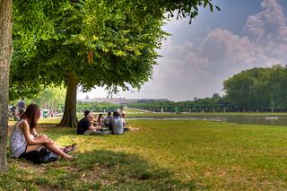 Pinic in Versailles Park | by lassi.kurkijarvi
