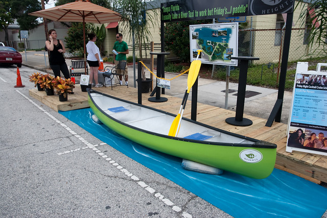 Canoe and Kayak Launch