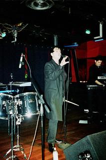 Ottodix live @ Zoe milano 02/10/09