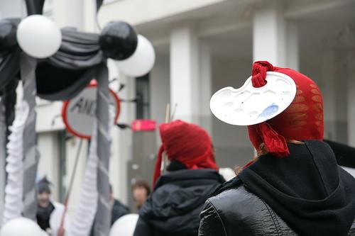 I1. Berliner Karneval der Galerie   Soldiner Kiez Kurier