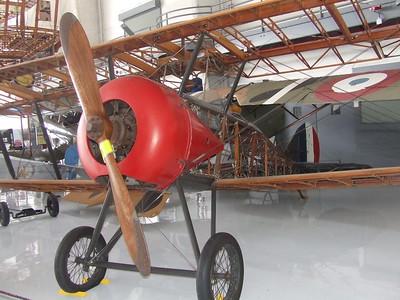 1918 Morane A-I