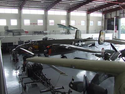 North American B-25 J Mitchell