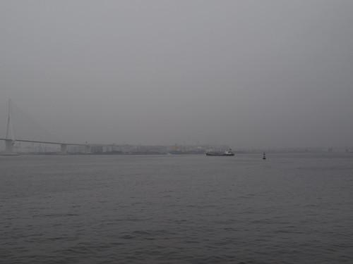 海芝浦駅からの景色 | by wonderstory
