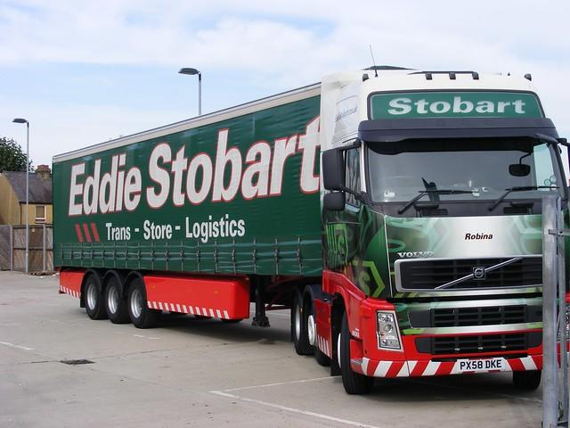EDDIE STOBART PX58DKE Robina 210909