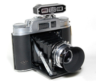 Agfa Isolette L on Display (01) | by Hans Kerensky
