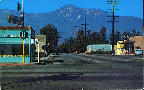 Cucamonga, California - 1950's