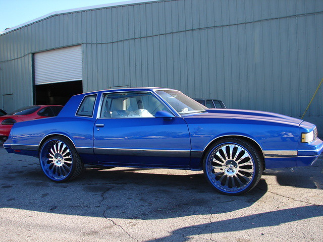 johny ls monte carlo on 24s | This is a ls monte on 4's  | Flickr