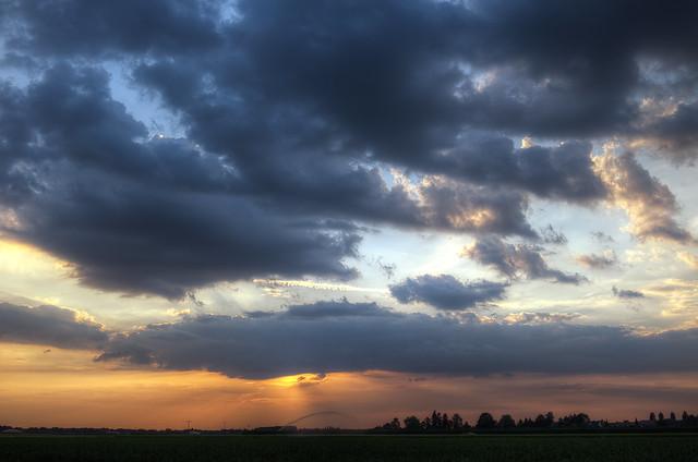 Sonne und Wolken #9