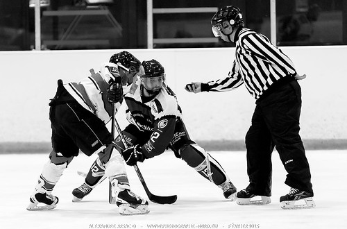 Ice Hockey - Engagement ! | by Aalex57