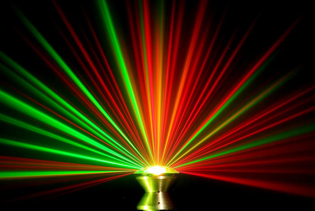 Laser probe for critical subcriticals