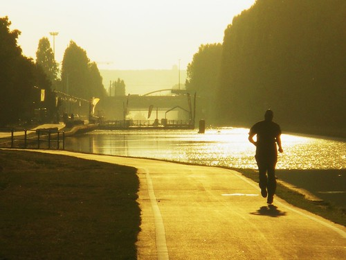 morning summer france saint seine sunrise de soleil canal pentax charles optio 夏 jogging été 2009 denis jogger ourcq matin フランス levant m50 bobigny seinesaintdenis パリ 郊外 lourcq philipppe パリ郊外 thebestofday gününeniyisi 2009年 philch6 セーヌ=サン=ドニ県 セーヌ=サン=ドニ
