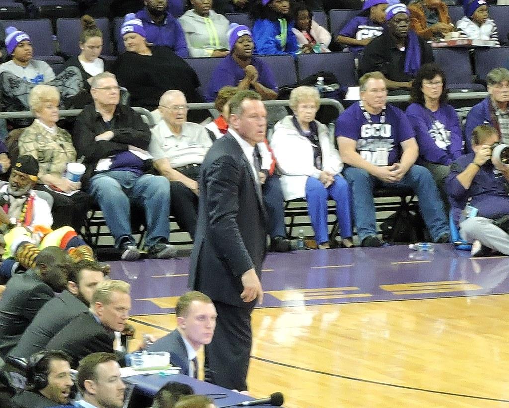 Dan Majerle Head Basketball Coach Grand Canyon Univers