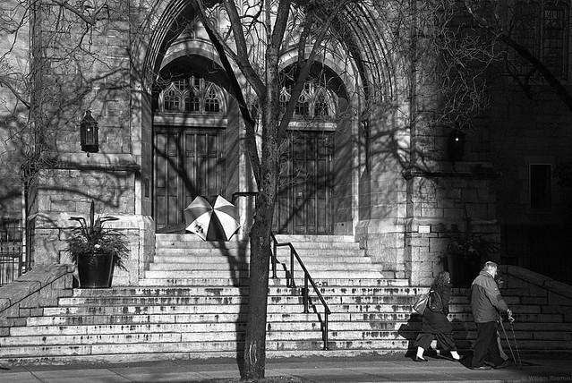 Sanctuary At The Gates - Morning On Burrard Street