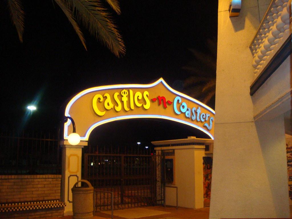 Castles n Coasters, Phoenix, Arizona