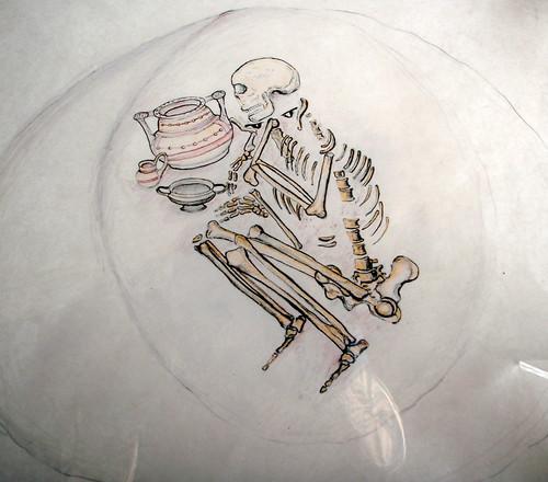 San cesario di lecce villa carnevale burial messapic for Albanese arredamenti san cesario lecce