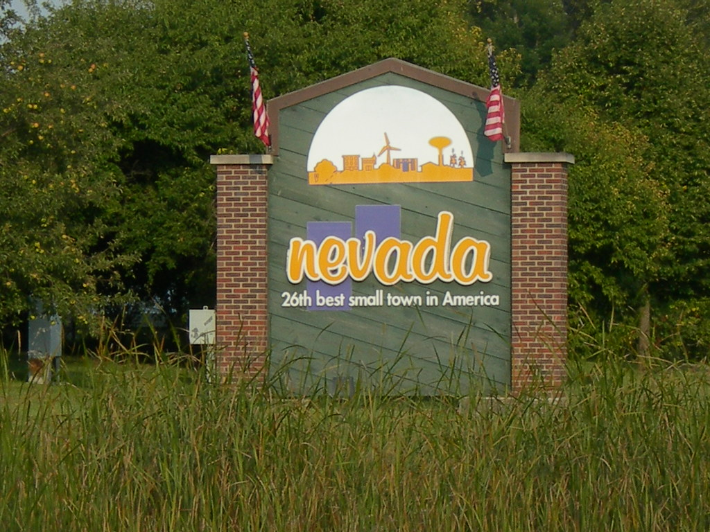 Nevada City Limits Nevada Iowa Jimmy Emerson Dvm Flickr