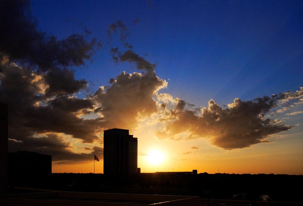 Palisades II at Sunset - #6090