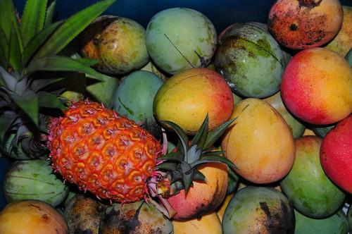 remember mango and pineapple season?