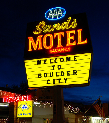 Sands Motel, 2007 | by Roadsidepictures