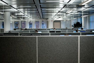 Cubicles | by Michael Lokner