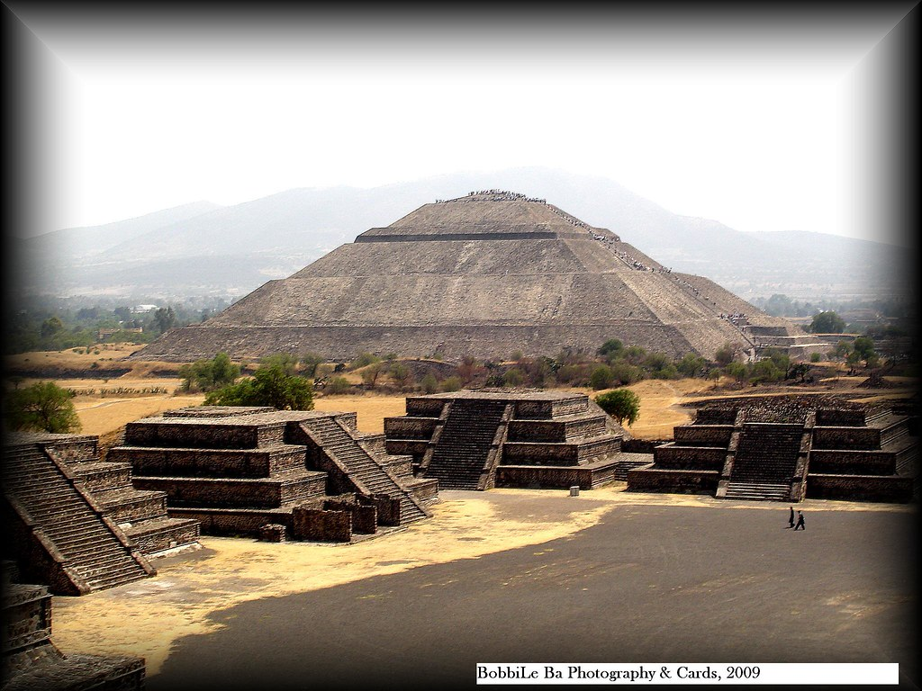 Mexico Pyramids, Teotihuacan