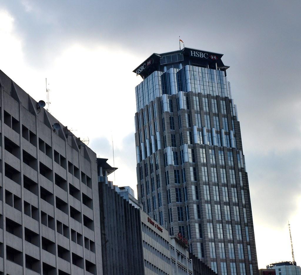 HSBC, Makati City, Philippines | The Enterprise Center Tower