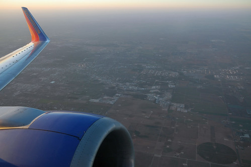 texas midland midlandcounty aerial view southwest airlines 737 boeing737