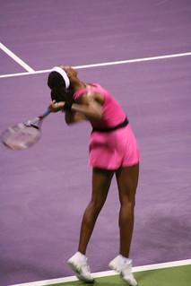 Venus' serve #2