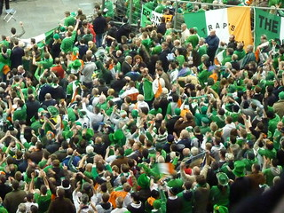France -v- Ireland in Paris, World Cup 2010 Playoff | by Sean MacEntee