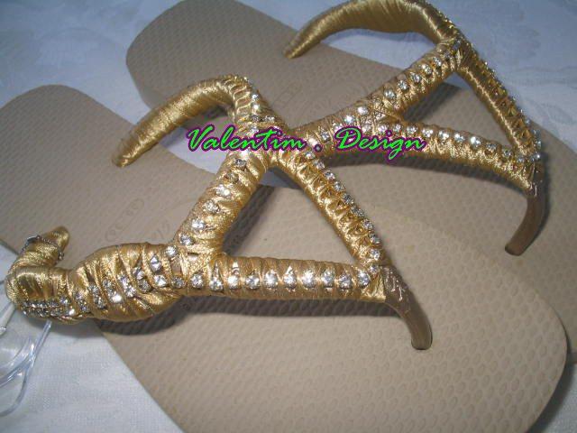 in stock fashion wholesale dealer Havaianas Flash Tresse com strass   Valentim Design Acessóri ...