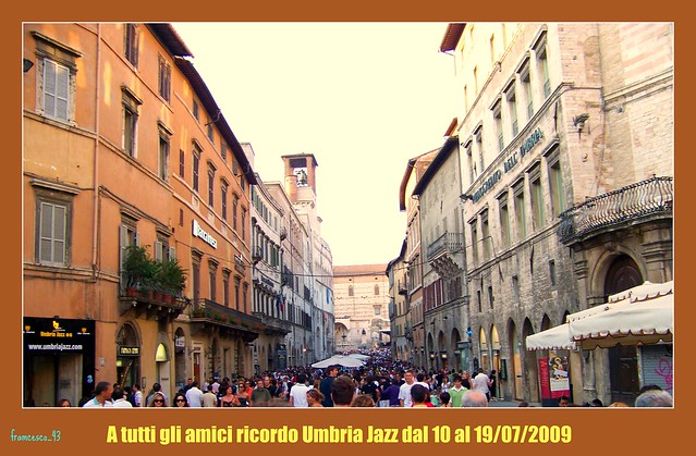 Perugia : UMBRIA JAZZ 2008