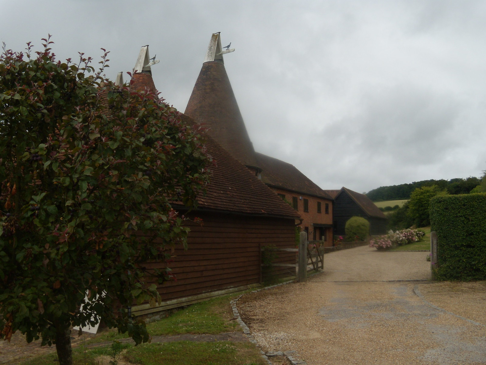 Oasthouses Ashurst to Hartfield