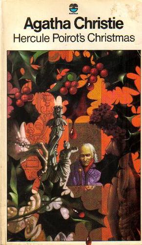 Hercule Poirots Christmas.Hercule Poirot S Christmas By Agatha Christie Cover By Tom