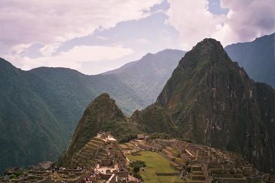 Perú. Machu Pichu