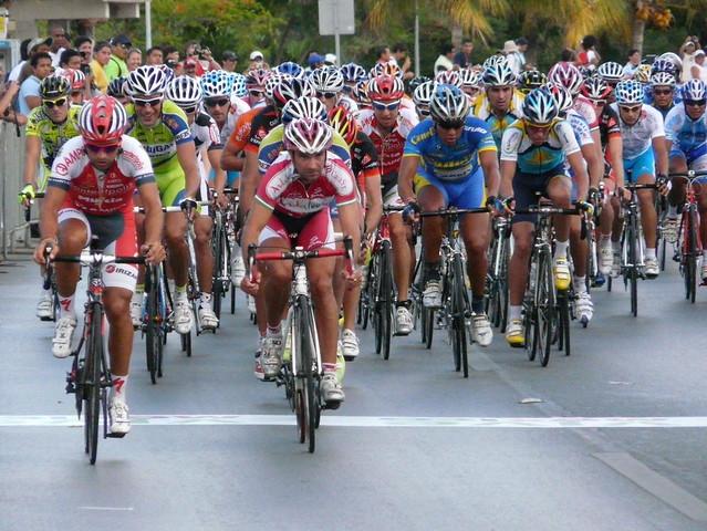 Ciclismo, Gran Premio Cancun 2009-2 - YouTube