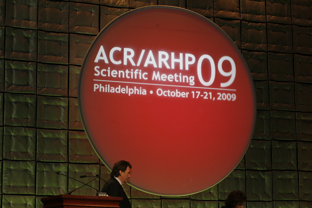 ACR/ARHP Annual Scientific Meeting   American College of