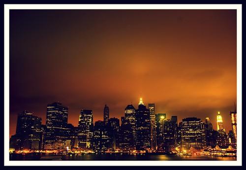 Downtown New York | by sreevishnu