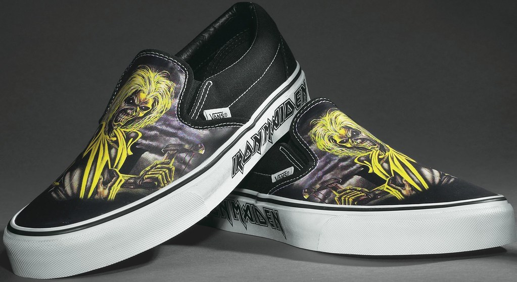 vans band shoes