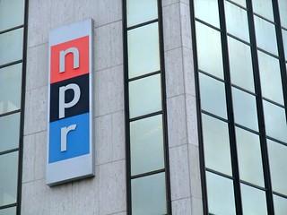 NPR headquarters | by James Cridland