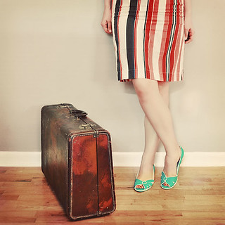 my bags are packed im ready to go... | by Elle Moss
