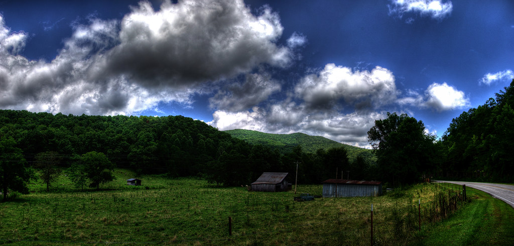 Farm and Field, Dry Hollow Rd, Overton Co, TN