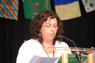 Maggie MacLeod introduces the Truth and Reconciliation Commission | by The United Church of Canada