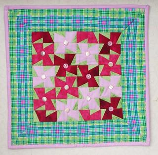 summer mini quilt swap