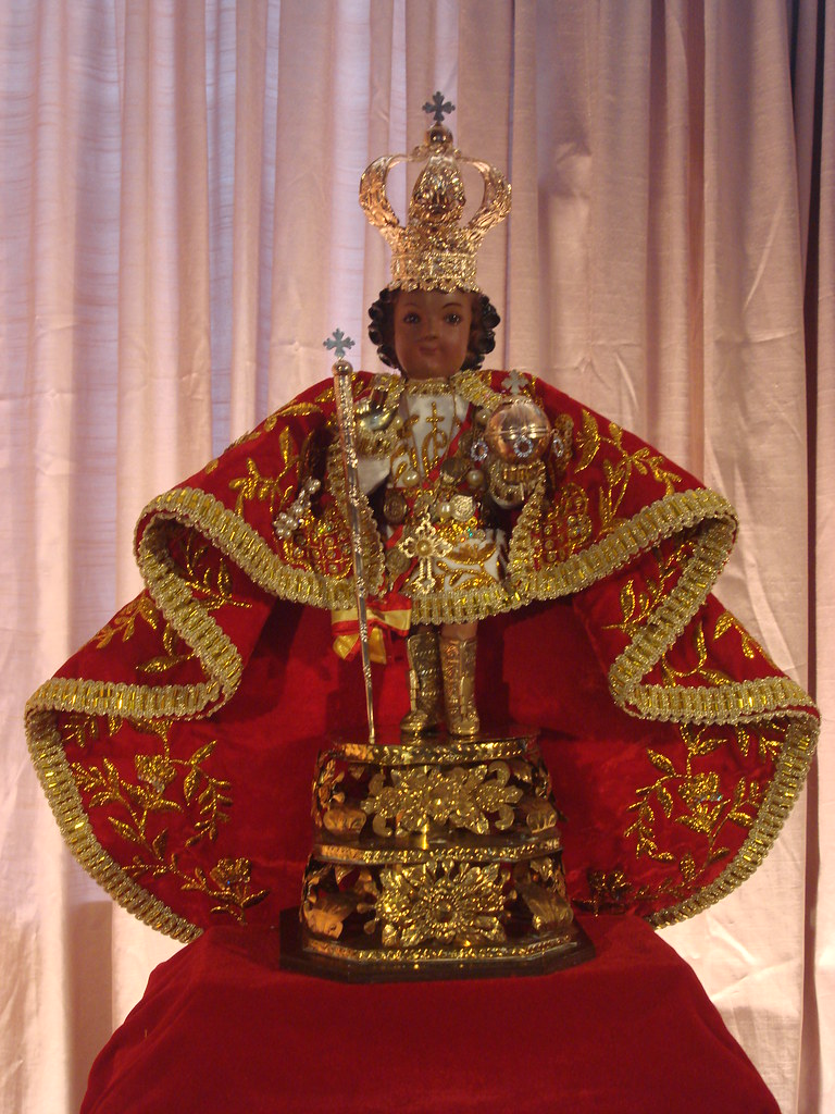 Señor Santo Niño De Cebu This Image Of Santo Nino De Cebu Flickr
