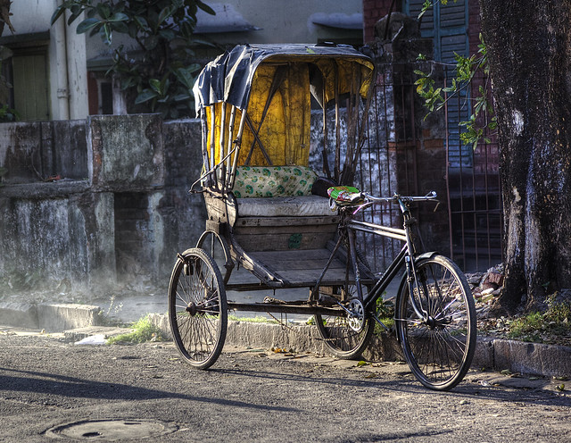 Neighbourhood transportation, Kolkata